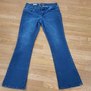Kut from the Kloth Meryl high rise boot cut